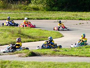 Для картодрома в Назарьево закупят 12 гоночных машин