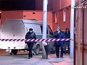 В Андреевке грабитель застрелил инкассатора