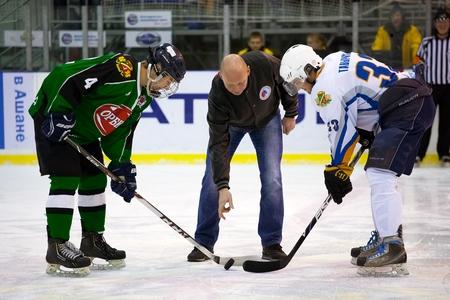 Стартовал чемпионат Зеленограда по хоккею