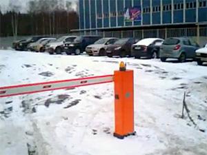 Землю для платной парковки «Квант» взял в аренду у города