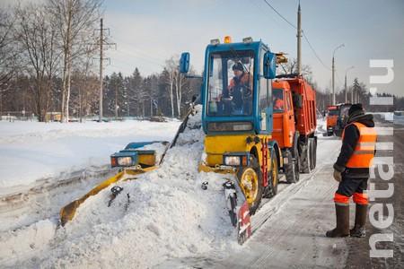 В префектуре заявили о ликвидации последствий вчерашнего снегопада