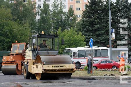 Опубликован график ремонта дорог в Зеленограде в 2016 году