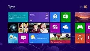 Windows 8 в магазинах «Компстар»