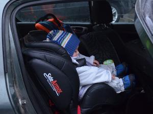 ГИБДД Зеленограда провела мероприятие «Ваш пассажир-ребенок»