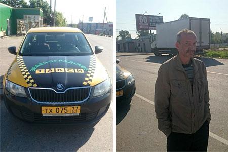 Нетрезвого таксиста задержали на Фирсановском шоссе по звонку пассажира