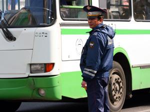 «Гаишники» выявили нетрезвого водителя автобуса