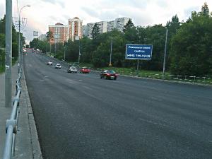 Власти отвергли претензии к качеству нового асфальта на Панфиловском проспекте