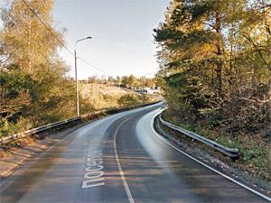 В лобовом столкновении на Фирсановском шоссе пострадали два человека