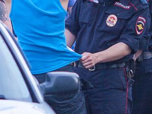 В 8-м микрорайоне поймали наркодилера
