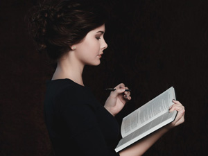 «Мисс МИЭТ'15»: поэзия и литература