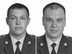 В Солнечногорском районе застрелили двух автоинспекторов