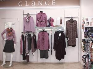 Салон GLANCE презентовал коллекцию осень-зима 2013