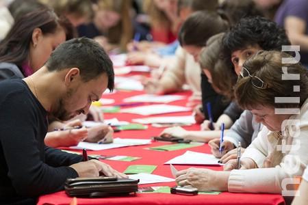 Написать «Тотальный диктант» в Зеленограде можно будет на пяти площадках