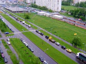 На Михайловке и Андреевке сохранят разделительный газон
