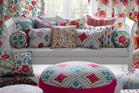 Лето в «ШТОРHOUSE»: изысканный домашний текстиль со скидкой до 50%