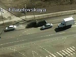 «Догонялки» на Панфиловском
