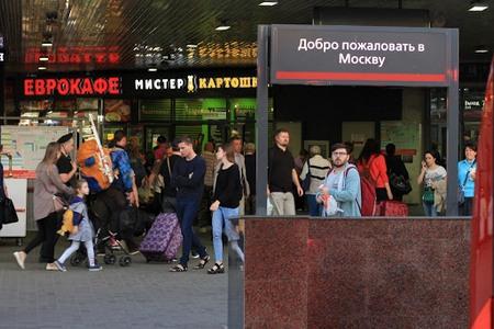 Магазины и палатки на Ленинградском вокзале оштрафовали на 1,7 млн рублей