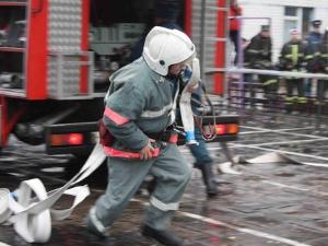 Зеленоградские пожарные снова стали лучшими в Москве