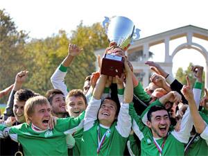 ФК «Зеленоград» выиграл Кубок Москвы