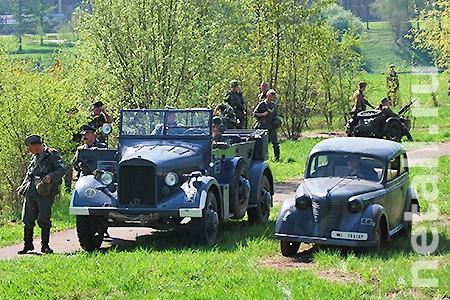17 июля в усадьбе Середниково устроят праздник с военно-исторической реконструкцией