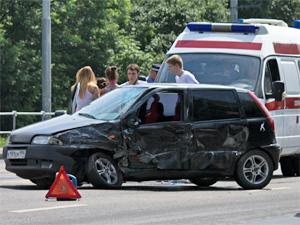 19-летняя девушка пострадала в ДТП с фургоном «Геры»
