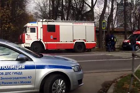 Главное строение МГУ эвакуировали после угрозы взрыва