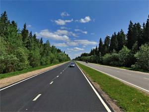 Георгиевское шоссе осветят в 2014 году