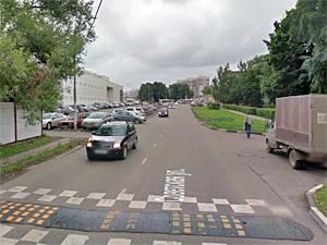 Советская улица станет односторонней с 6 июня