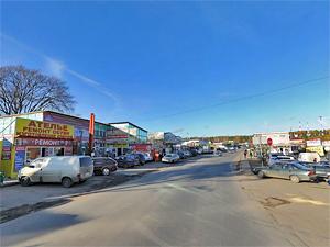 Полиция закрыла три стихийных рынка в Черной грязи