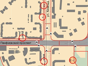 Зеленоград поделили на 60 торговых зон