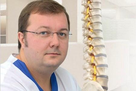 В Клинике Бобыря помогут без операции избавиться от межпозвонковой грыжи