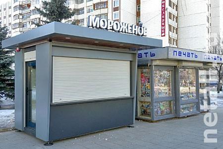 В Зеленограде заменят старые киоски на новые