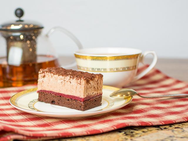 А не сварить ли нам... торт