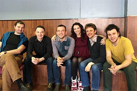 В ноябре «Ведогонь-театр» покажет новый спектакль «Легкие люди»