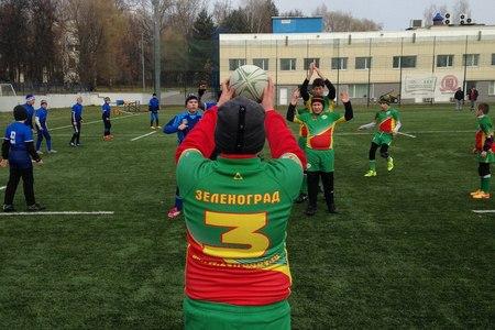 7 ноября состоялся турнир по регби, посвященный Дню народного единства