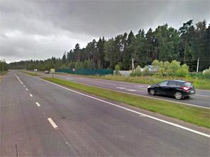На Георгиевском шоссе заработала камера ГИБДД