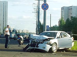 Виновник аварии у «Кафе Лесное» арестован на 10 суток