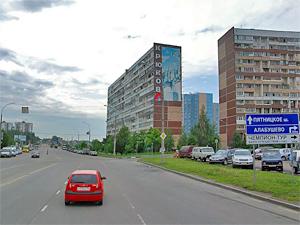 71-летняя автомобилистка спровоцировала аварию на улице Логвиненко