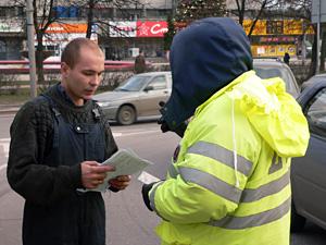 Почти 800 водителей лишили прав в 2011 году