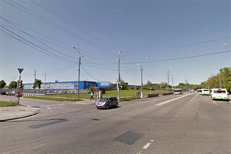 Один человек пострадал в аварии на перекрестке у «Березки»