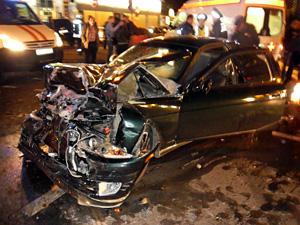 За год на дорогах Зеленограда пострадал 241 человек