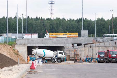 Тоннель под Ленинградкой у «Штыков» интегрируют в интеллектуальную транспортную систему Зеленограда