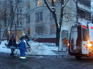 Мужчина отравился угарным газом на пожаре во 2-м микрорайоне