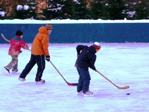 В Зеленограде обустроят 33 ледовых катка и 6 лыжных трасс