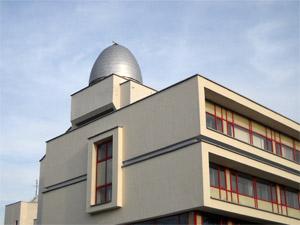 В обсерватории Дворца творчества заменят купол