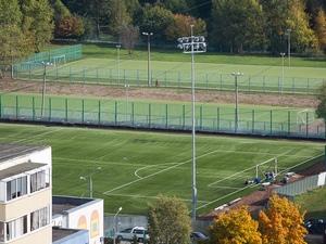 Спортшкола «Спутник» терпит убытки из-за срыва сроков сдачи футбольного поля
