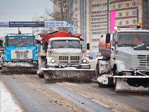 Дорожная комиссия пересмотрит график уборки улиц