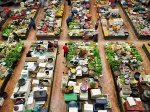 У Ленинградки построят гигантский продуктовый рынок