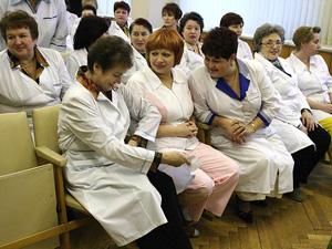 Главврачей поликлиник вывели на встречи с народом