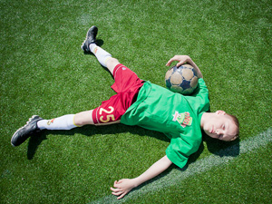 Детский Кубок по футболу «Реал»
